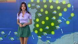 Pierden 1,7 millones de euros por la presentadora del tiempo de Antena 3