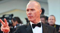 Michael Keaton transmuta de Batman a 'Birdman' en el Festival de Venecia