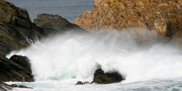 Viento, nieve y fenómenos costeros mantendrán en alerta una quincena de provincias del este