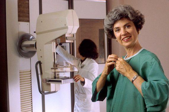 ¿Es útil la mamografía que te haces todos los