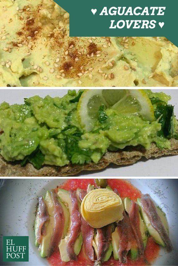 Recetas con aguacate: ideas para desayunos, comidas y cenas