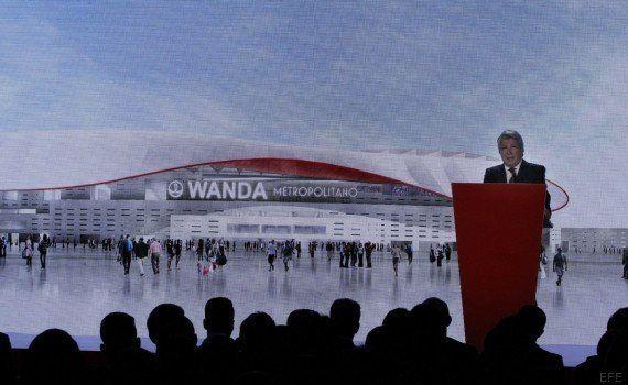 Wanda Metropolitano, nombre del nuevo estadio del Atlético de