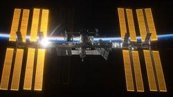 La Estación Espacial Internacional ya es una