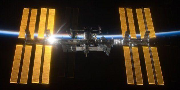 La Estación Espacial Internacional ya es una quinceañera