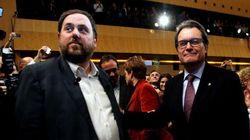 Junqueras rechaza la candidatura unitaria con
