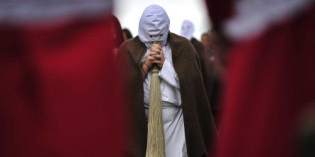 Los indultados este año por Semana Santa: un banquero, traficantes de