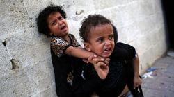 Los bombardeos israelíes en Gaza dejan cientos de niños