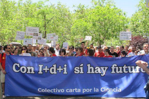 Ciencia en España: cada día más vieja y más