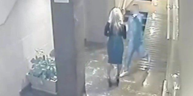 El hombre grabado agrediendo a su pareja en Alicante: