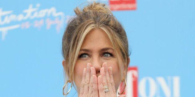 La pregunta de una adolescente que hizo llorar a Jennifer