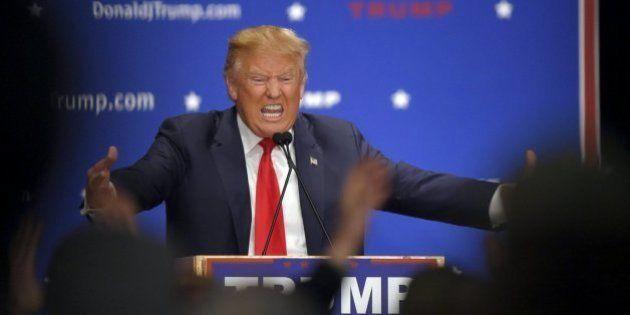 Trump arrasa en las encuestas para ser candidato