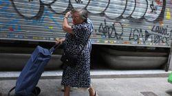 Los mayores de 65 años cada vez sustentan más