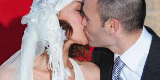 Famosos casados con personas