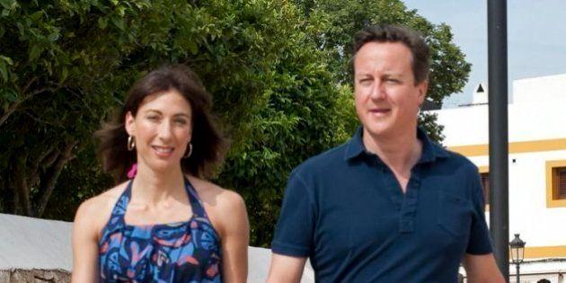 Cameron se va de vacaciones a Lanzarote... en
