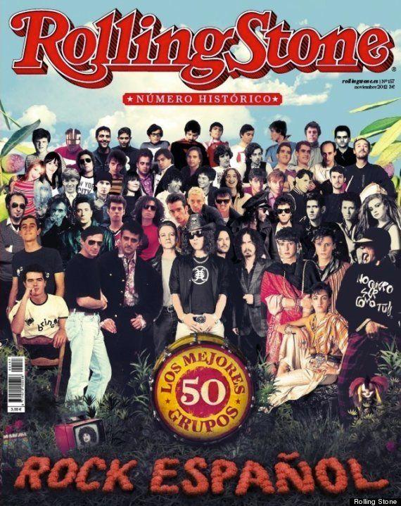 Las 50 mejores bandas de rock español, según la revista Rolling Stone