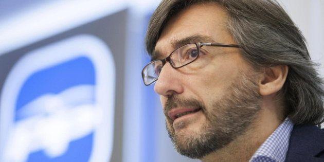 Oyarzábal (PP) gastó en agosto más de 6.000 euros con el teléfono que paga el Parlamento