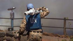 43 cascos azules de la ONU, detenidos en