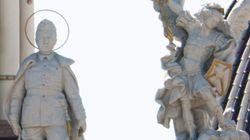 La Iglesia de El Palmar de Troya 'santifica' a Franco