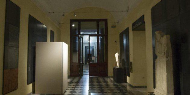 Italia cubre las estatuas con desnudos por la visita de