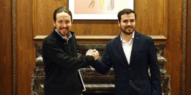 Las encuestas acercan la suma Unidos Podemos - PSOE a la mayoría