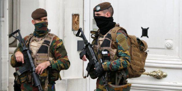 Imputados por terrorismo tres de los 12 detenidos en la última redada en