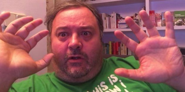 Detenido un hombre en Sevilla al que Torbe le envió imágenes de una