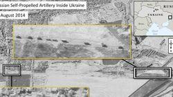 Ucrania denuncia la invasión militar rusa de su