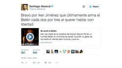El comentado vídeo de Iker Jiménez que apoya el presidente de