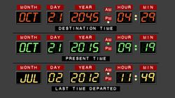 Regreso al Futuro II viajó 30 años en el tiempo: ¿y si ahora fuésemos a
