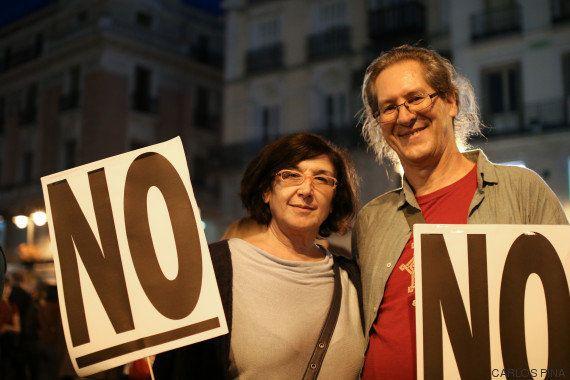 Así se ha vivido la investidura de Rajoy en 'Rodea el