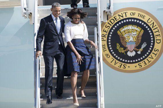 El 'momento Marilyn' de Michelle Obama