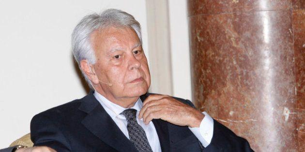Felipe González vuelve a instar al PSOE a