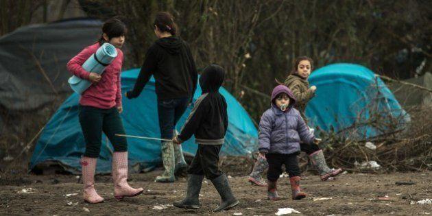 Reino Unido denuncia la desaparición de 129 niños en el campamento de refugiados de
