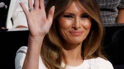 Un periódico de Nueva York publica fotos de Melania Trump desnuda en una sesión de