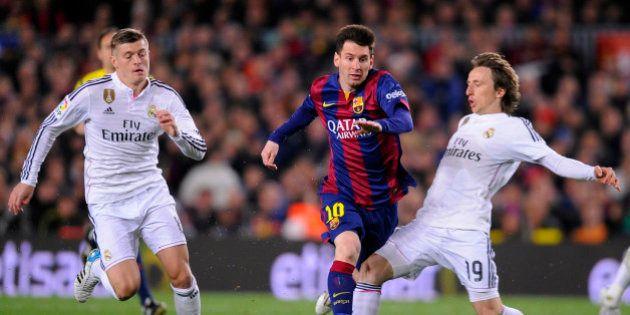 Horario del Real Madrid - Barcelona: sábado 21 de noviembre a las 18:15