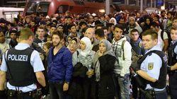 Hungría detendrá desde el martes a todos los refugiados que crucen la frontera