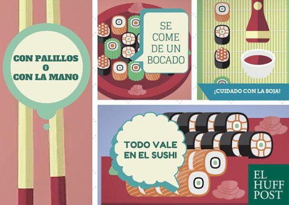Consejos de un maestro del sushi: cómo hacerlo, servirlo y