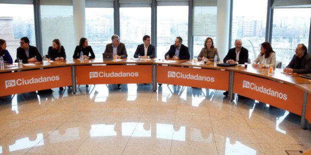 Las Ejecutivas de PSOE y Ciudadanos aprueban el