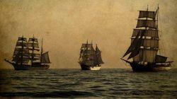Piratas o corsarios, buenos o