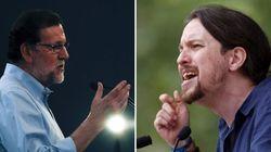 La PAH interrumpe a Rajoy... y él le echa la culpa a