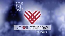 El #GivingTuesday llega a