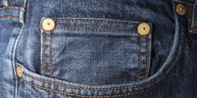 ¿A que no sabes para qué sirve el bolsillo minúsculo de los