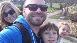 Soy un padre con cáncer de pulmón en fase 4 y esto es lo que ahora