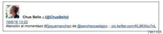 El gesto de Pedro Sánchez que causa polémica en las