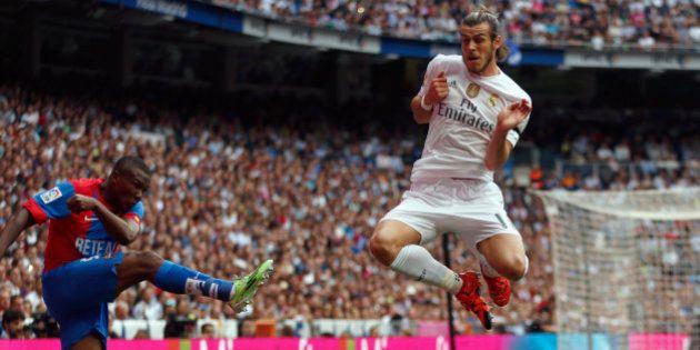 Gareth Bale vuelve a lesionarse en el sóleo y no estará en