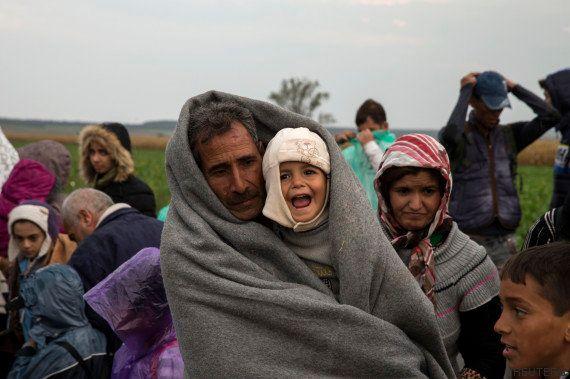 Refugiados: una infancia alimentada con el