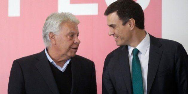 El PSOE, tras la petición de abstención de González: