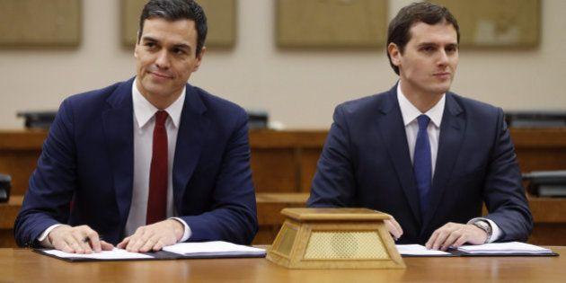 Lee el documento completo del acuerdo entre PSOE y