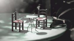 Artistas crean en Suecia tiendas en miniatura para