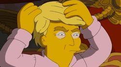'Los Simpson' revelan de dónde sale el pelo de